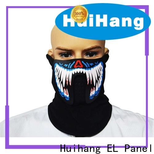 Huihang sound activated mask owner for disco
