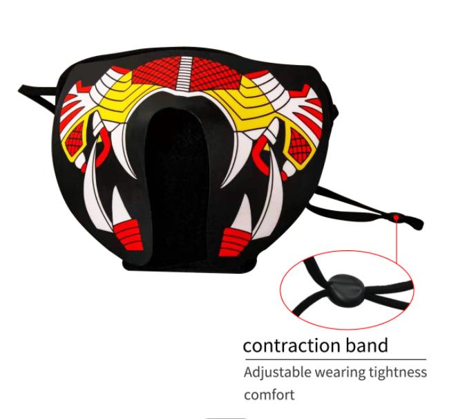 fashion design el mask factory price for disco-2