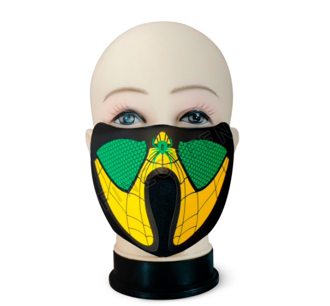 Huihang soft el mask supplier for concert-1