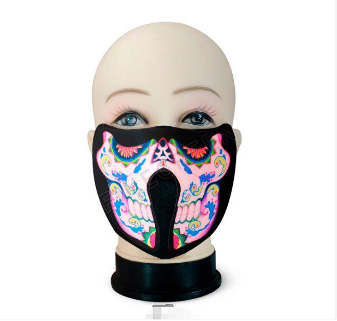 soft el panel mask vendor for disco-1