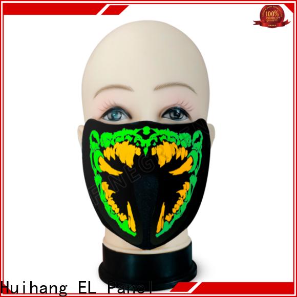 Huihang cool el panel mask vendor for club