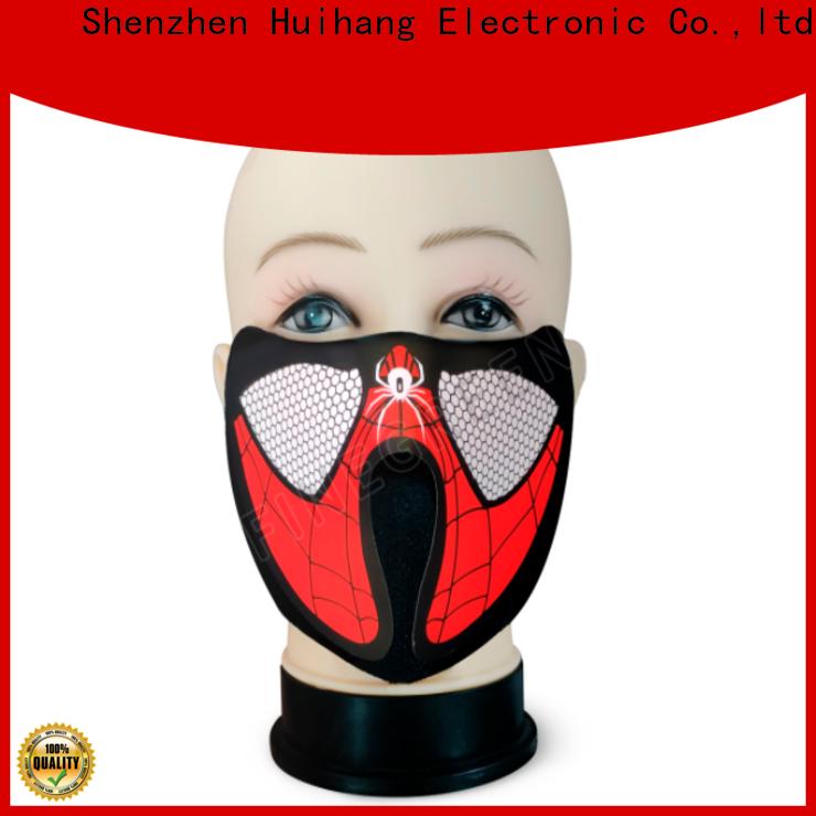 soft el panel mask marketing for concert