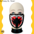 fashion design led mask marketing for sport meeting