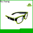 shine light up glasses factory price for bar