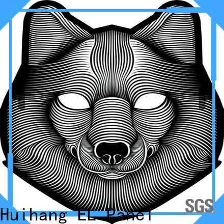 Huihang led light face mask marketing for party
