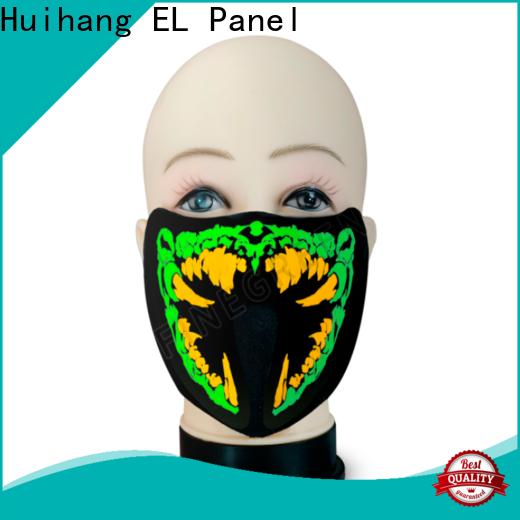 cool el mask supplier for concert