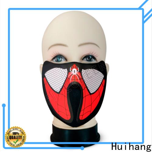 Huihang light up mask order now for bar