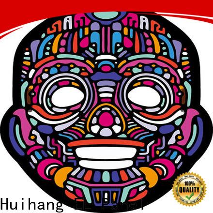 Huihang led face mask manufacturer for match