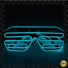 Huihang inexpensive led flashing glasses factory price for club