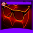 Huihang cool light up glasses order now for disco