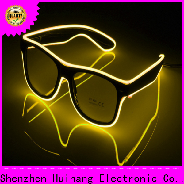 cool el wire glasses marketing for club