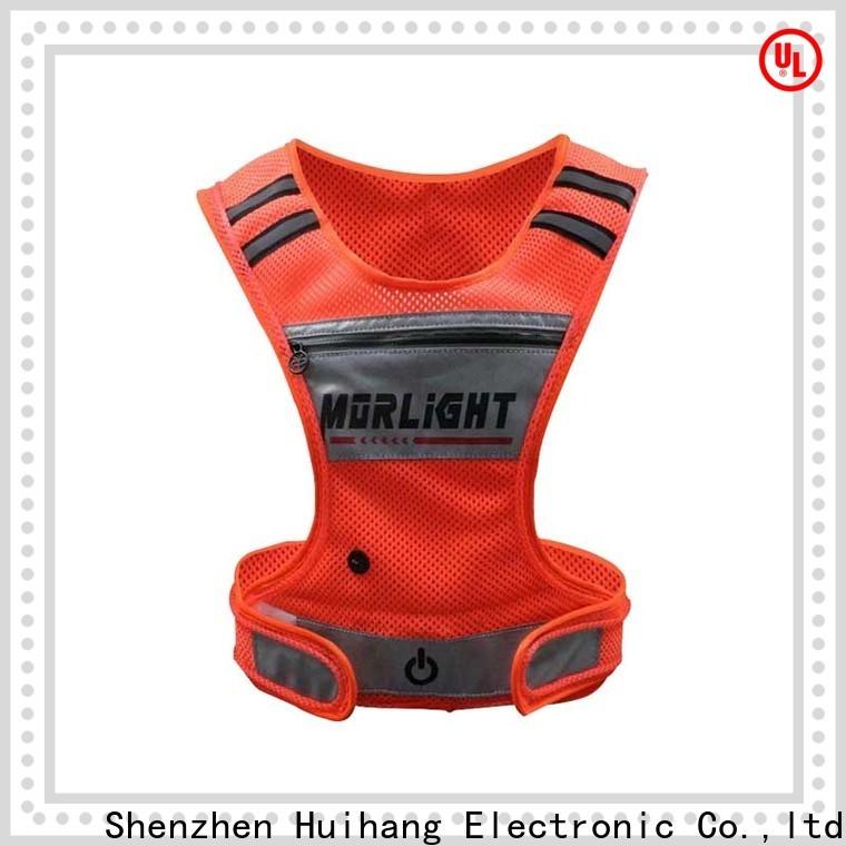 Huihang lighted safety vest on sale for disco