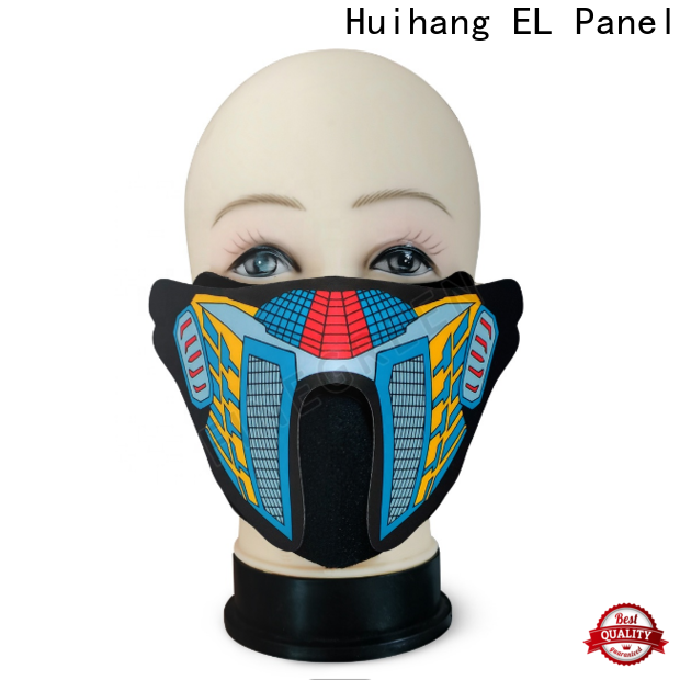 high quality el mask order now for club