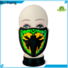 Huihang high quality light up mask marketing for party