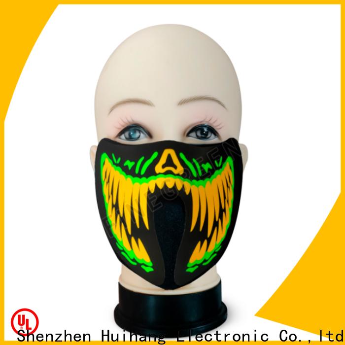 Huihang led mask vendor for party