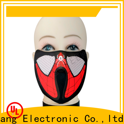 inexpensive light up mask overseas for party