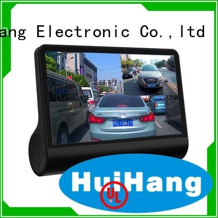 Huihang comfortable dual dash cam marketing