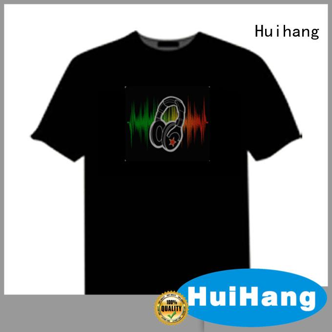 Huihang custom el panel overseas market for party