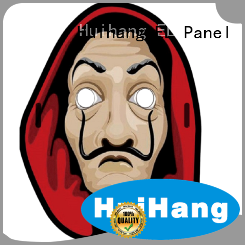 Huihang fashion custom led panel owner for club