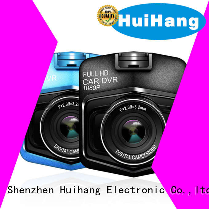 Huihang fashion dashcams marketing for car