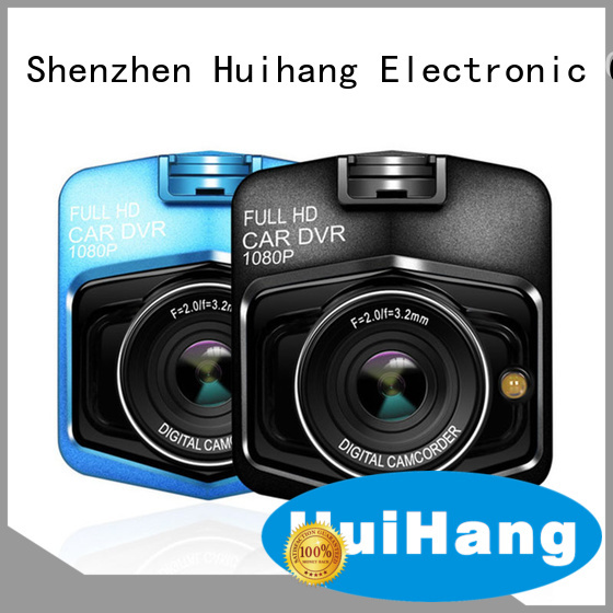 Huihang popular car video camera overseas for car