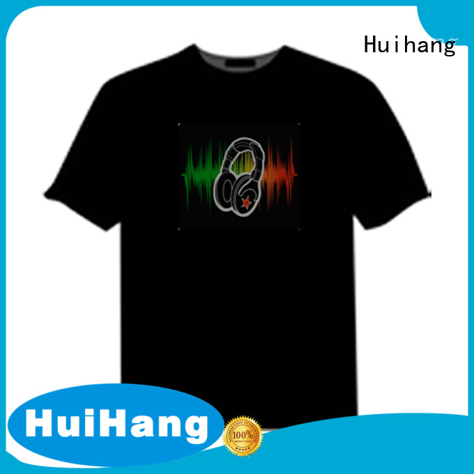 Huihang smooth custom el panel overseas market