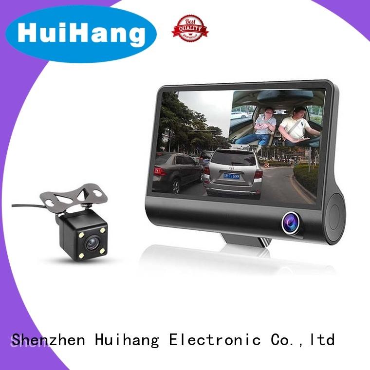 Huihang fashion best dashboard camera factory price for car
