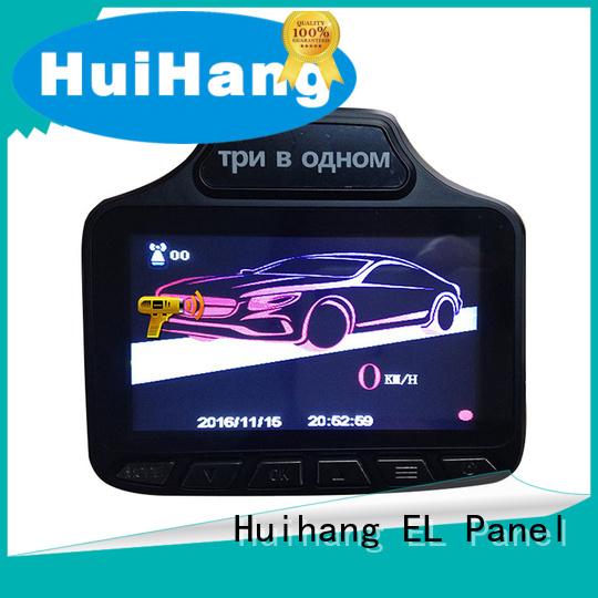Huihang dual dash cam marketing for car