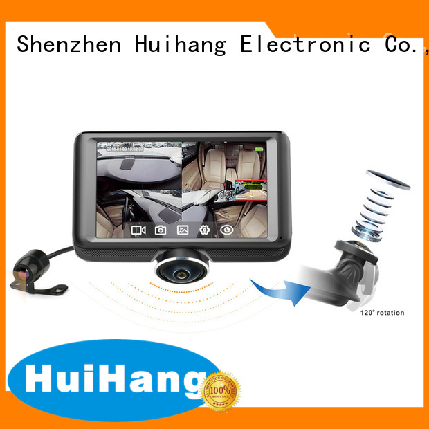Huihang dashcams marketing for car