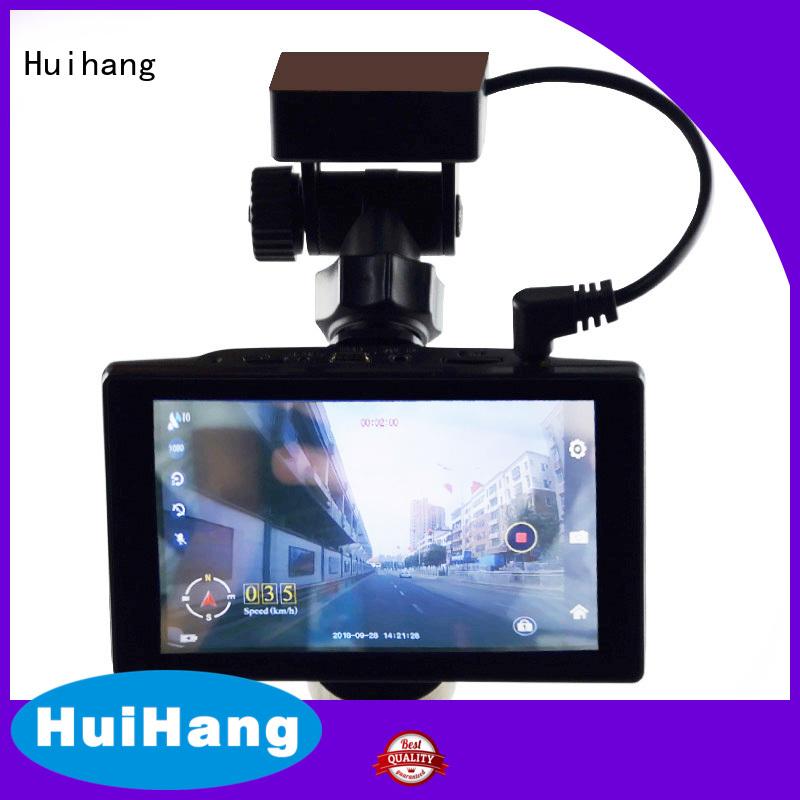 Huihang best dash cam overseas