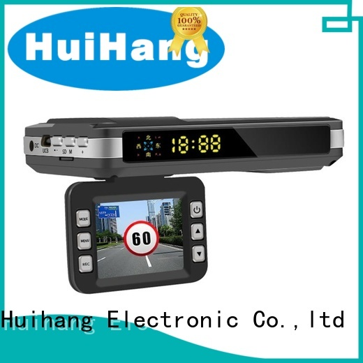 Huihang car dash camera marketing