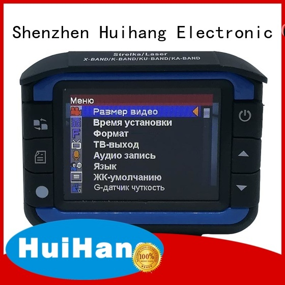 Huihang wireless dash cam overseas for car