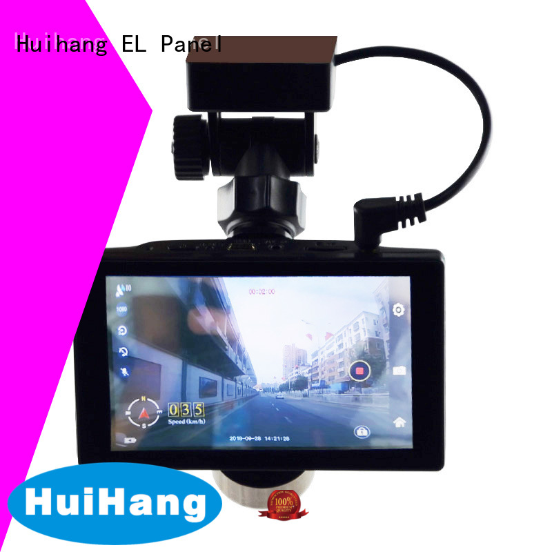 Huihang durable car dash camera overseas