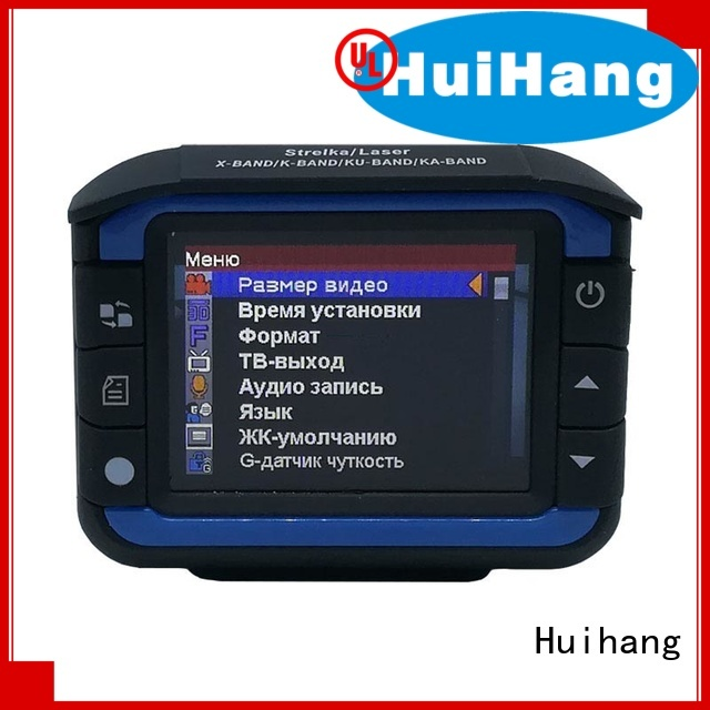 Huihang fine quality car dashboard camera factory price for car