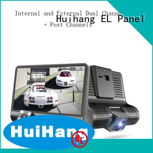 dual dash cam marketing Huihang