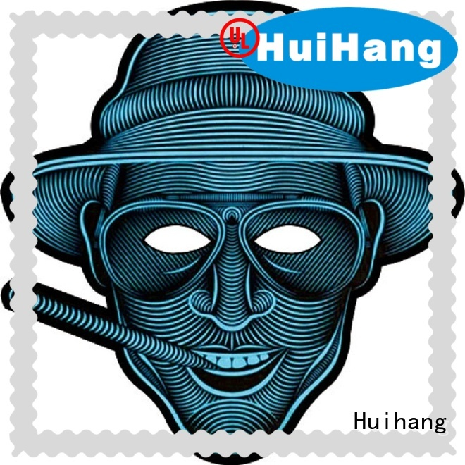 el wire mask owner for party Huihang