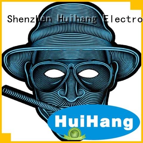 Huihang inexpensive led mask marketing for club