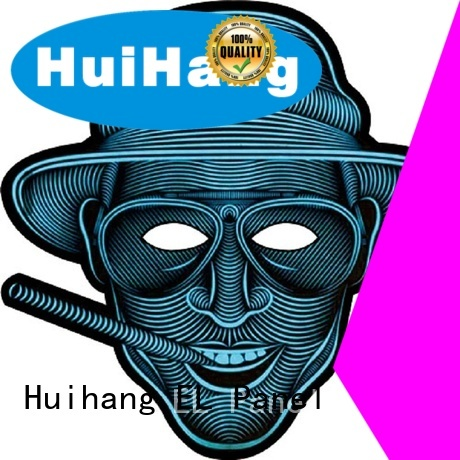 Huihang high quality el panel mask marketing for concert