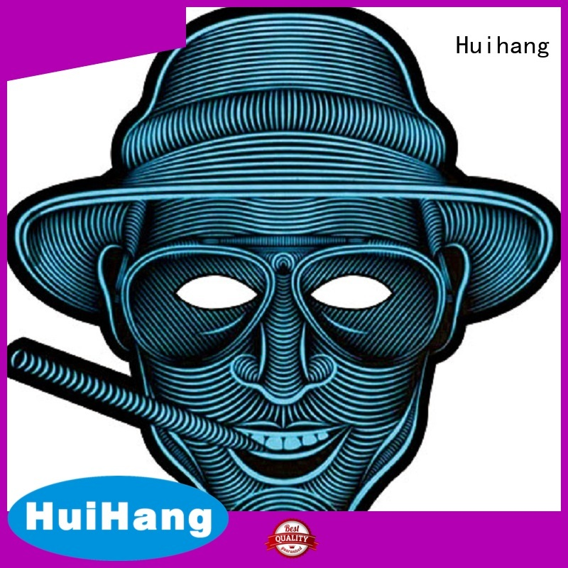 Huihang inexpensive el panel mask grab now for bar